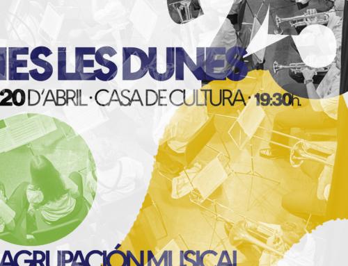 Concierto – 25 Aniversario IES Les Dunes