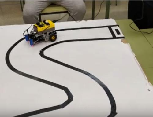 Prácticas de programación de robots LEGO que hemos hecho en la asignatura de tecnología de 4º ESO