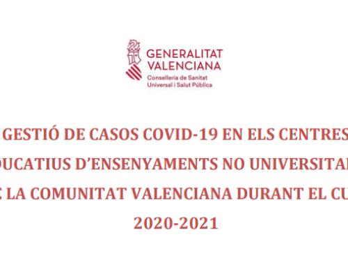 Gestión de casos COVID-19